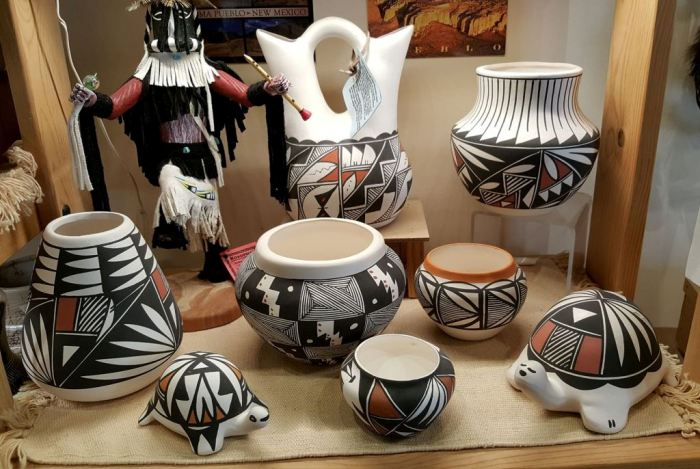Acoma Pottery Maryland