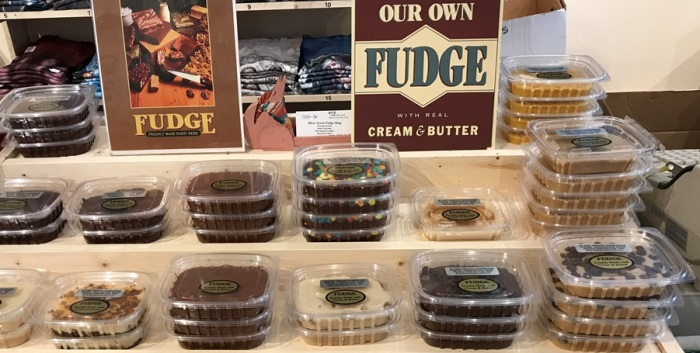 Homemade Fudge Howard County Maryland