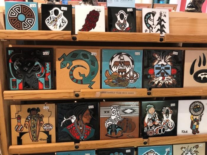 Southwest Art Tiles Maryland